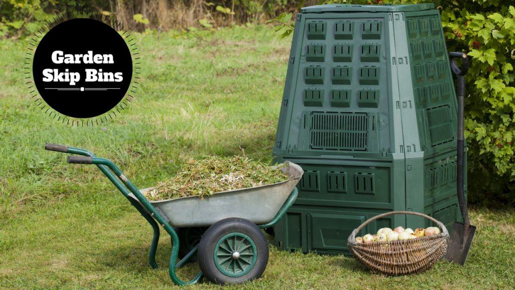 garden skip bins