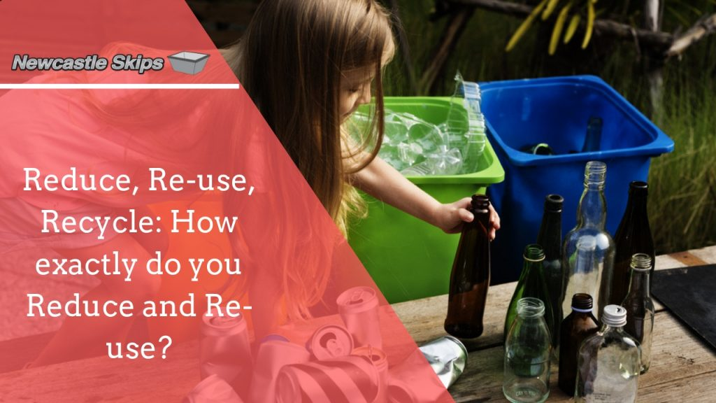 how to reduce and recycle