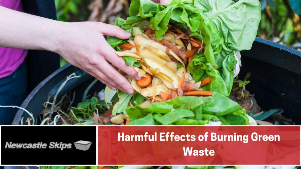 Harmful Effects of Burning Green Waste